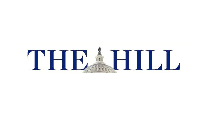 The Hill Web Logo